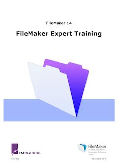 Handleiding FileMaker Expert Training voor FileMaker 14
